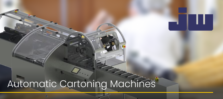 Automatic Cartoning Machines Jacob White Packaging